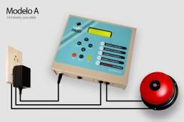 Sistema de timbre electrónico programable 1