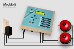 Sistema de timbre electrónico programable 2