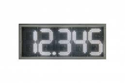 Rótulos y pantallas para gasolineras 3