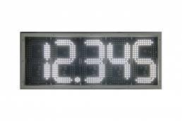 Rótulos y pantallas para gasolineras 4