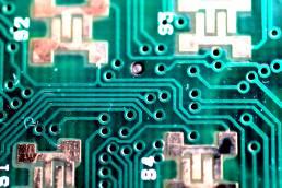 Montaje LED sobre PCB