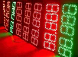 Comparación de pantallas de INGENIO ELECTRÓNICO con pantallas importadas 8